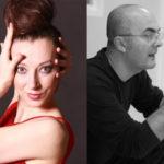 Michela Piviero und Ennio Trinelli / Italien-Stuttgart