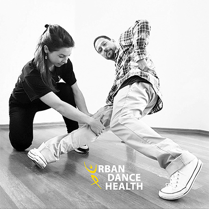 URBAN DANCE HEALTH Team / Stuttgart