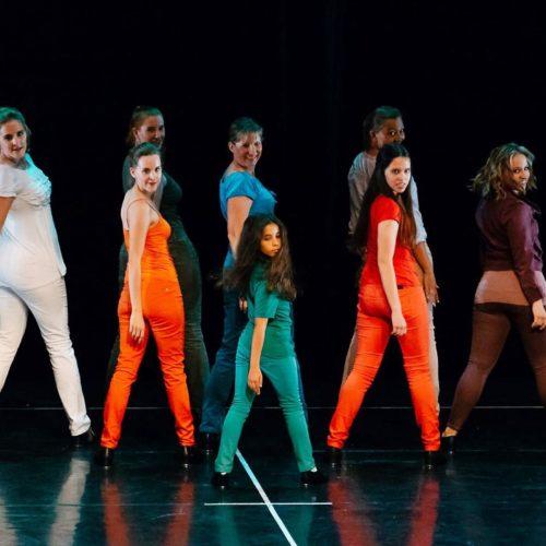 Tap Dance mit Sylvia Wilke