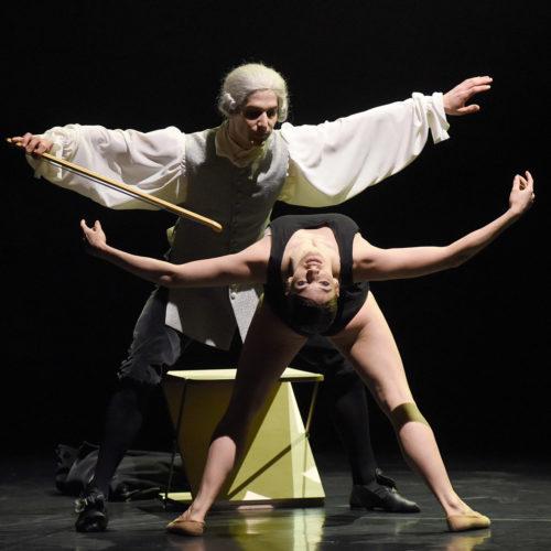 Gauthier Dance// Dance Company Theaterhaus Stuttgart