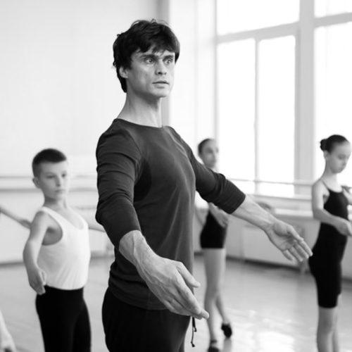 Nikolay Godunov /Minkov Tanzakademie